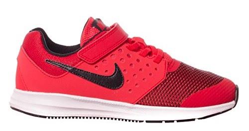 6537b0b463a5  nike  downshifter Nike Kids  Preschool Downshifter 7 Running Shoes (2 M  Little Kid) Red 2019 - shoes kids