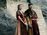 Eric Bana and Poppy Delevingne in King Arthur: Legend of the Sword (25)