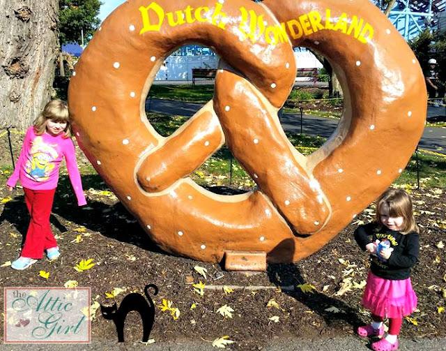 Dutch Wonderland, Happy Hauntings, amusement parks