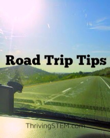 How do you plan a road trip your kids will love?  You make car time a treat.  Here's how.