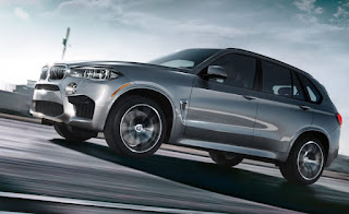 BMW X5 M Dimension