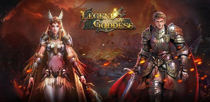 The Legend Of Goddess for Android Gratis