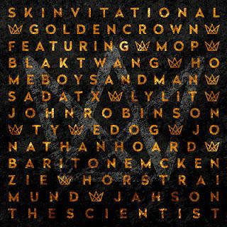SK Invitational - Golden Crown - Album Download, Itunes Cover, Official Cover, Album CD Cover