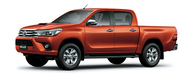 Toyota Hilux G AT