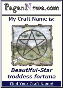 Pagan News Craft Name Generator