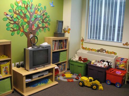 A mi manera ideas para decorar la habitaci n de un ni o ni os - Ideas para decorar habitacion infantil ...