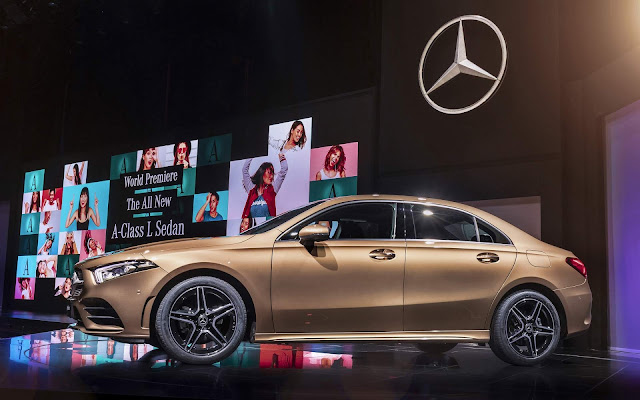 Mercedes-Benz Classe A Sedan 2019