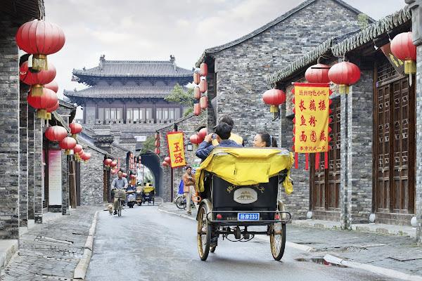 Iniciar un negocio en China
