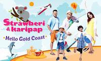 Strawberi dan Karipap  Hello Gold Coast Episod 1