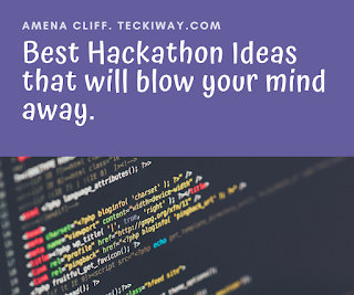 Hackathon Ideas