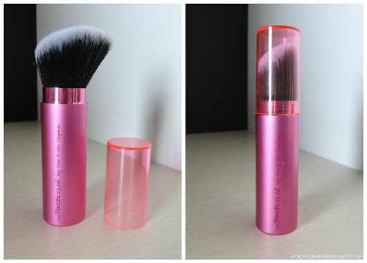 Real Techniques Retractable Kabuki Brush | Review