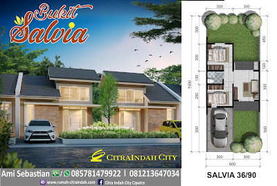 model-denah-rumah-salvia-36-90-Citra-Indah-City