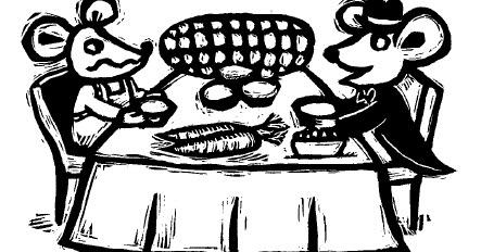 Cerita Fabel Bahasa Inggris Tikus Kota Dan Tikus Desa Terjemahan