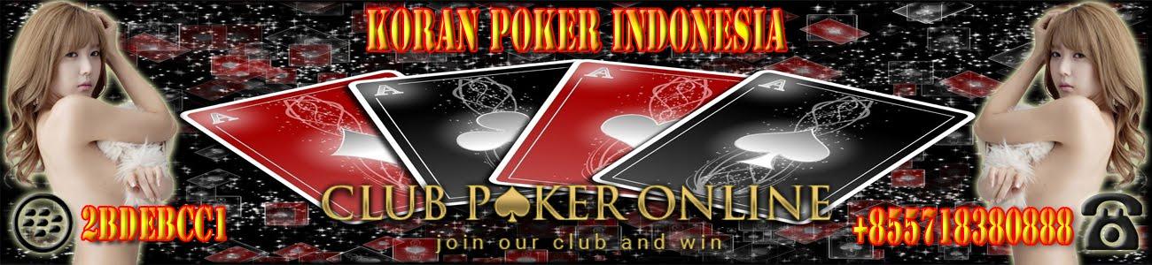 Koran Poker Indonesia
