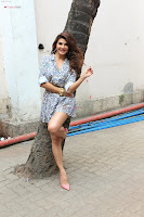 Jacqueline Fernandez Spicy Bollywood Actress in Red Dress Spicy  Exlcusive Gallery Pics (8).JPG