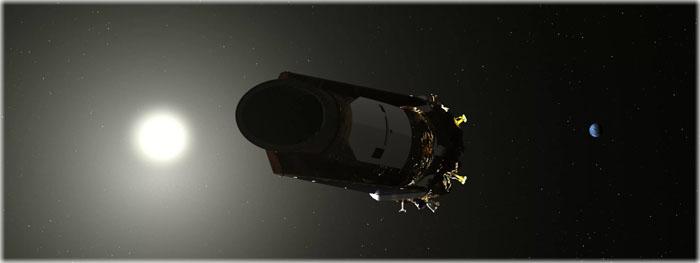 Kepler está chegando no fim da missão