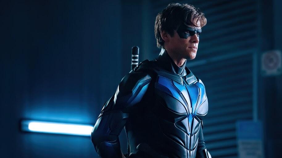 Nightwing, Titans, 4K, #5.1608