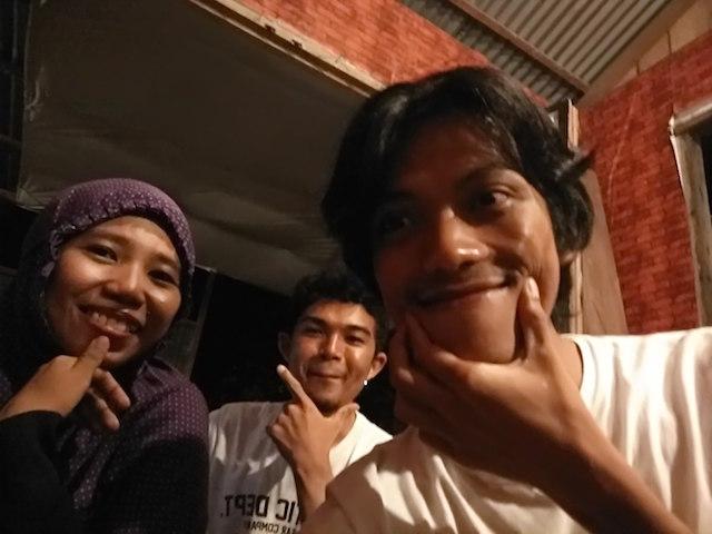 Saya, Irsal, dan Om Pino