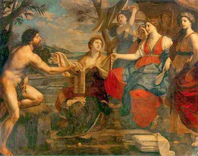 Calypso Island Greek Mythology