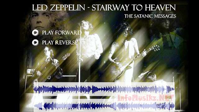 Misteri di Balik Lagu Led Zepplin - Stairway To Heaven
