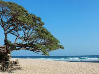 Wisata Pantai Pok Tunggal Yogyakarta