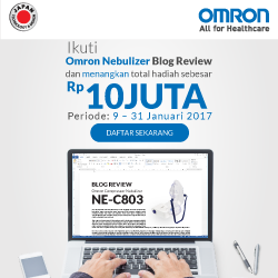 Blog Review OMRON