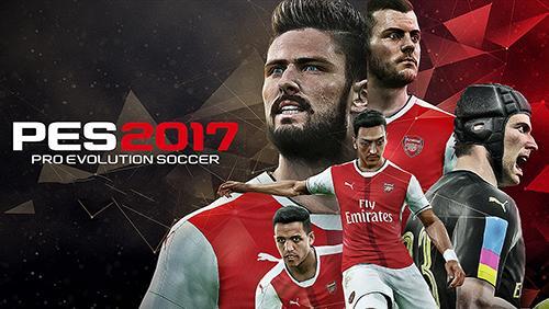 PES 2017 Pro Evoution Soccer