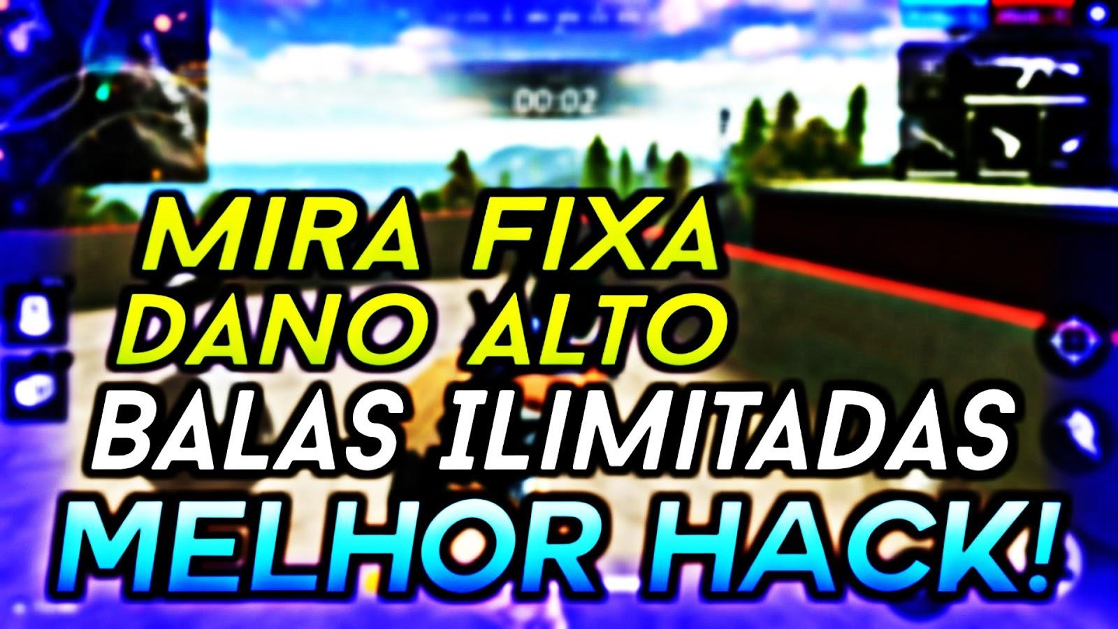 Free Fire Hack Mod Apk Municao Infinita Alto Dano 50 Alto