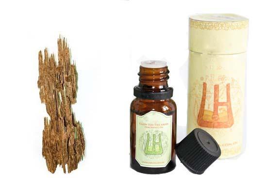 Tinh dầu trầm hương giúp làm đẹp và chăm sóc da.