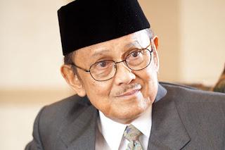 Biografi BJ Habibie