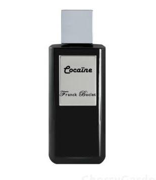 cocaine opinie perfumy
