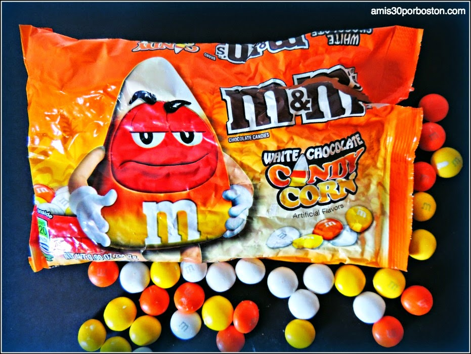 M&M Candy Corn