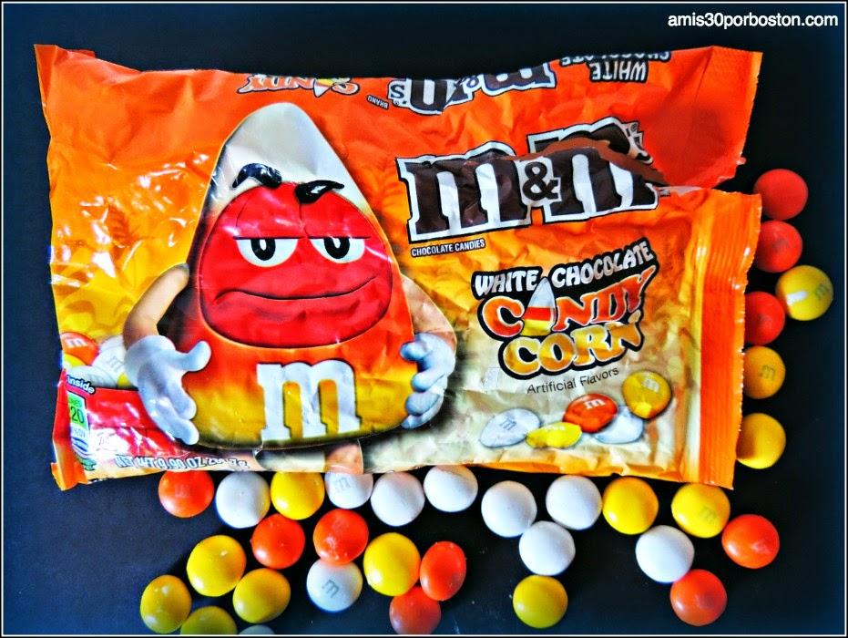 M&M Candy Corn