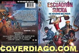 Suicide squad: Hell to pay - Escuadron suicida