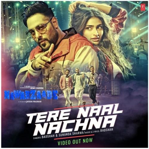 Mera Tu Hi H Bas Yaara Mp3 Song Download: TERE NAAL NACHNA LYRICS – Nawabzaade
