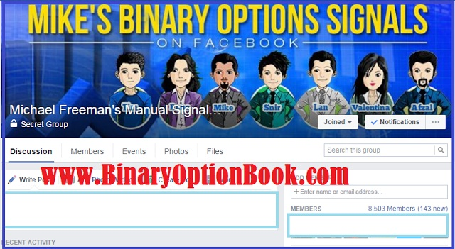 Binary Options Trading Groups