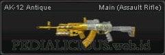 AK-12 Antique