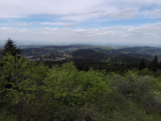 Ausblick vom Feldberg