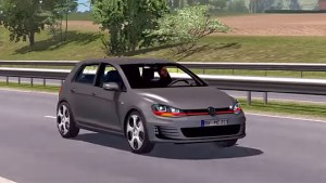 Volkswagen Golf 7 car mod