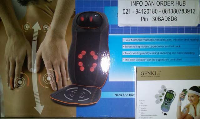 Foot Massager Vibrer Elektromagnetisk Wave Pulse Foot-5962