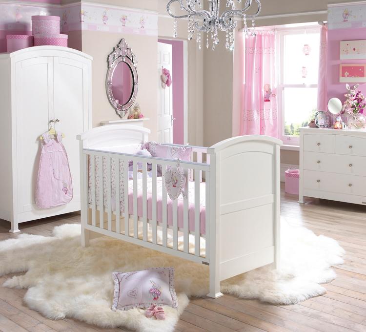 baby girls room - photo #17