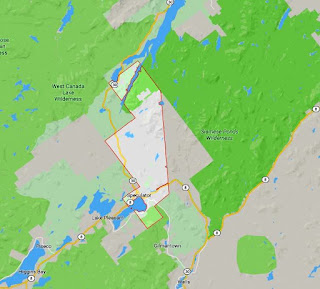 Speculator NY on Google maps
