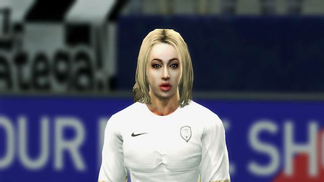 PES 2013 Women National Team Patch 2018/19