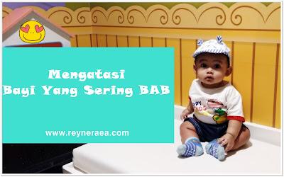 mengatasi bayi sering BAB