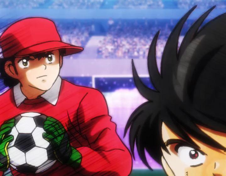 Captain Tsubasa (2018) – Episódio 24