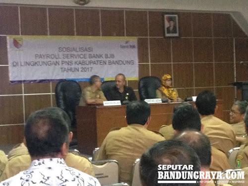 Sosialisasi Payroll Service Bank BJB - Pemkab Bandung