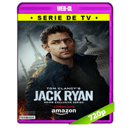 Jack Ryan, de Tom Clancy Temporada 1 Completa WEB-DL 720p Audio Dual Latino-Ingles