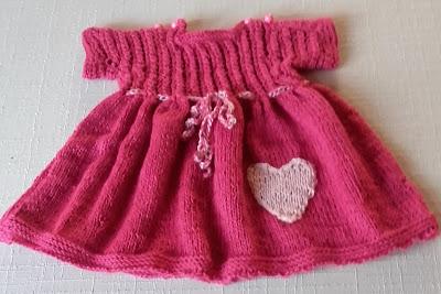 Sukienusia dla niemowlaka