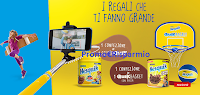 Logo Con Nesquik vinci gratis un Sogno per il tuo bambino + regali sicuri