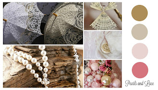 Pearls and Lace Victorine Originals Challenge